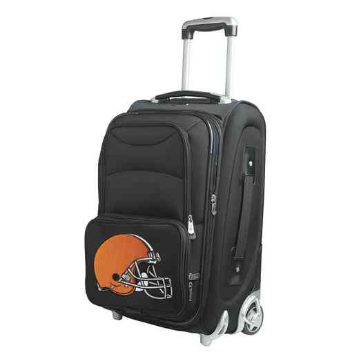 NFCLL203: NFL Cleveland Browns  Carry-On  Rllng Sftsd Nyln