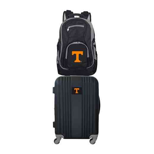 CLTNL108: NCAA Tennessee Vols 2 PC ST Luggage / Backpack