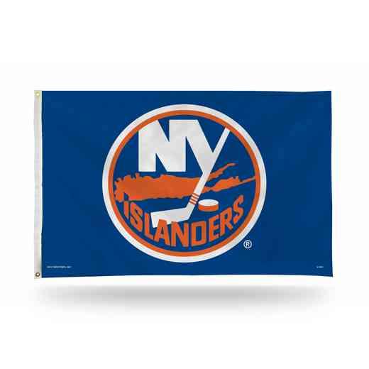 FGB8403: RICO NEW YORK ISLANDERS BANNER FLAG