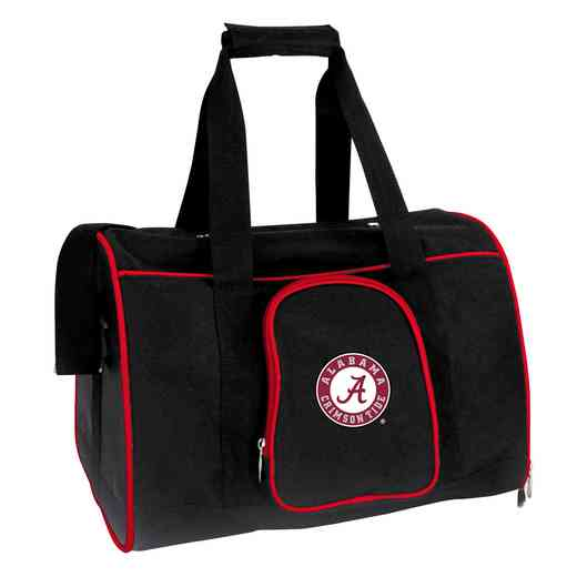 CLALL901: NCAA Alabama Crimson Tide Pet Carrier Premium 16in bag