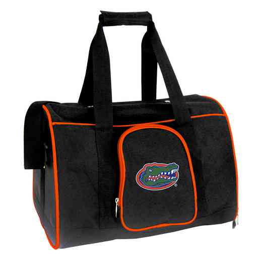 CLFLL901: NCAA Florida Gators Pet Carrier Premium 16in bag
