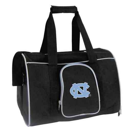 CLNCL901: NCAA UNC Tar Heels Pet Carrier Premium 16in bag