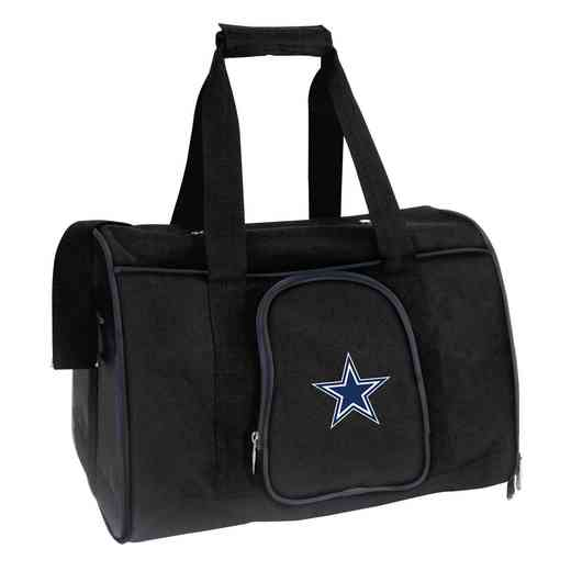 NFDCL901: NFL Dallas Cowboys Pet Carrier Premium 16in bag