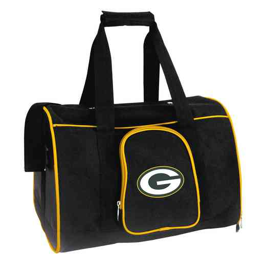 NFGPL901: NFL Green Bay Packers Pet Carrier Premium 16in bag