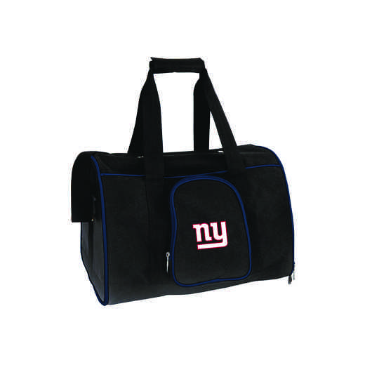 NFNGL901: NFL New York Giants Pet Carrier Premium 16in bag