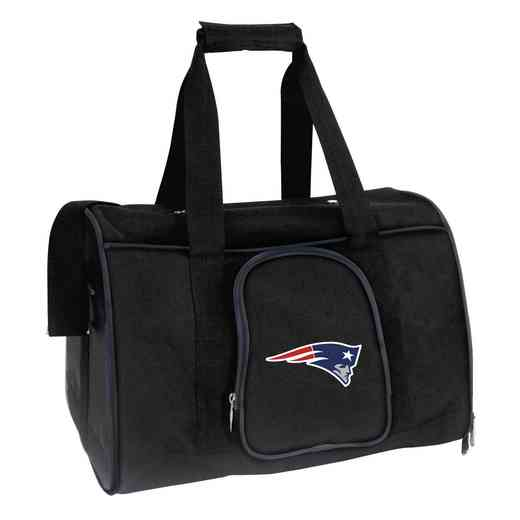 NFNPL901: NFL New England Patriots Pet Carrier Premium 16in bag
