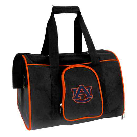 CLAUL901: NCAA Auburn Tigers Pet Carrier Premium 16in bag