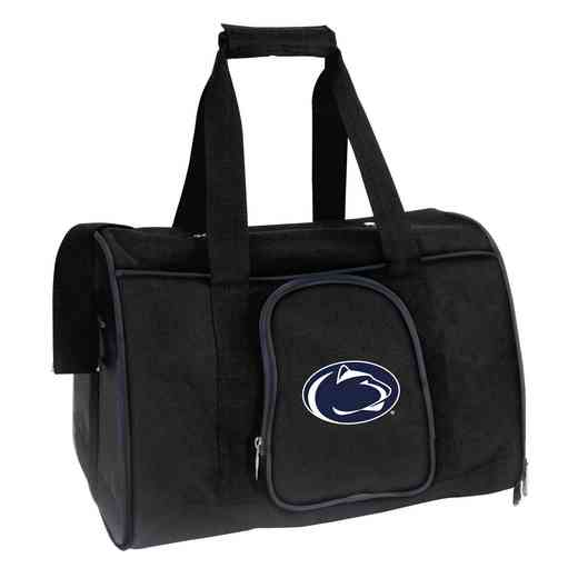 CLPSL901: NCAA Penn State Nittany Lions Pet Carrier Premium 16in bag