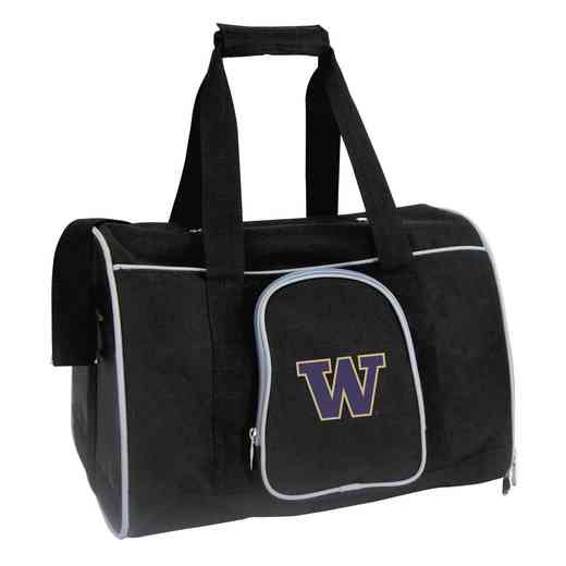 CLWAL901: NCAA Washington Huskies Pet Carrier Premium 16in bag