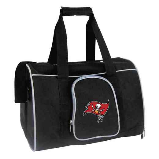 NFTBL901: NFL Tampa Bay Buccaneers Pet Carrier Premium 16in bag