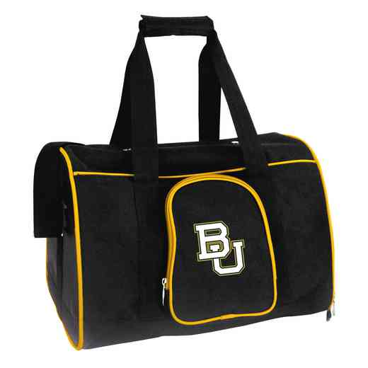 CLBAL901: NCAA Baylor Bears Pet Carrier Premium 16in bag
