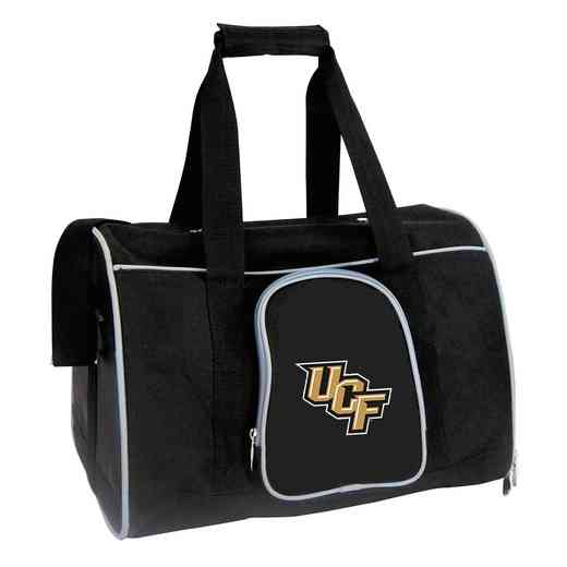CLCFL901: NCAA C.Florida Golden Knights Pet Carrier Premium 16in bag