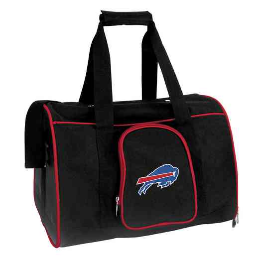 NFBBL901: NFL Buffalo Bills Pet Carrier Premium 16in bag