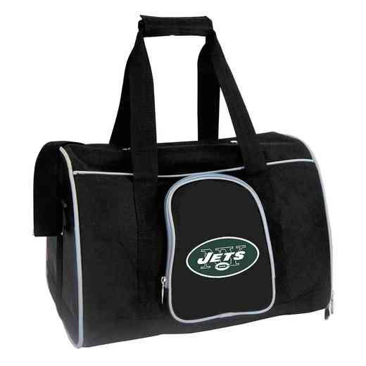 NFNJL901: NFL New York Jets Pet Carrier Premium 16in bag