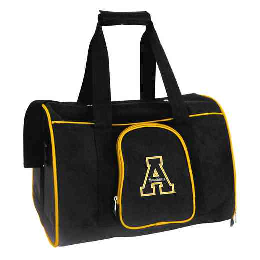 CLAPL901: NCAA Appalachian St Mountaineers Pet CarrierPremium 16in bag