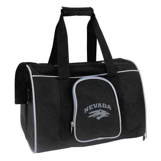 CLNAL901: NCAA Nevada Wolf Pack Pet Carrier Premium 16in bag