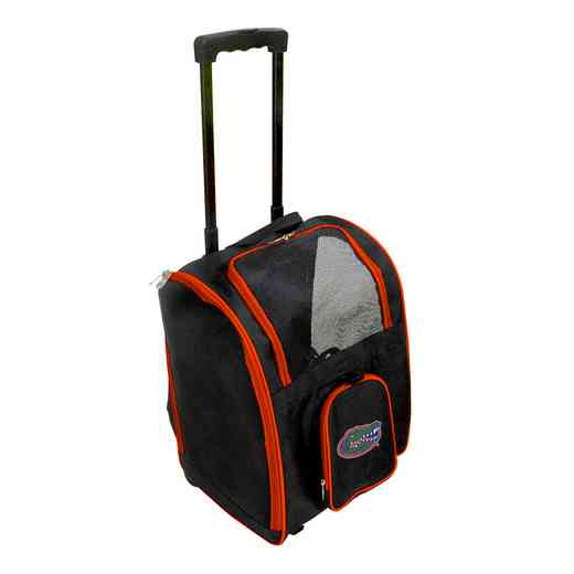 CLFLL902: NCAA Florida Gators Pet Carrier Premium bag W/ wheels