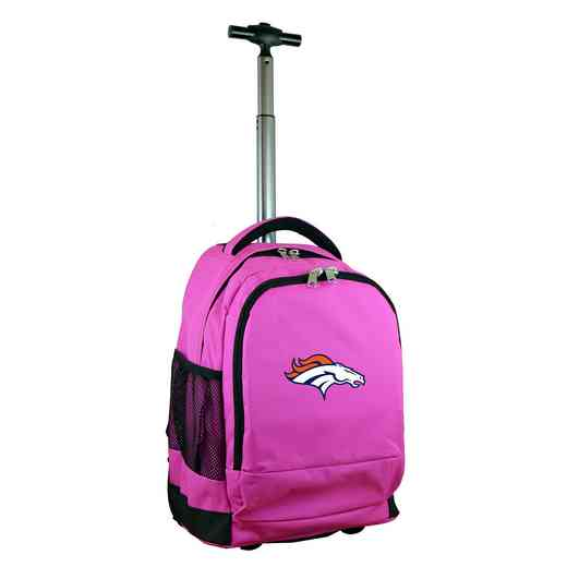 NFDBL780-PK: NFL Denver Broncos Wheeled Premium Backpack