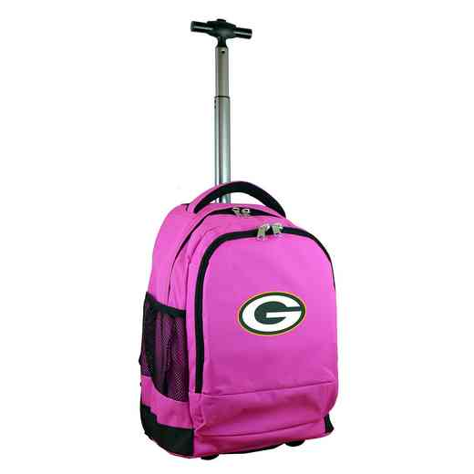 NFGPL780-PK: NFL Green Bay Packers Wheeled Premium Backpack