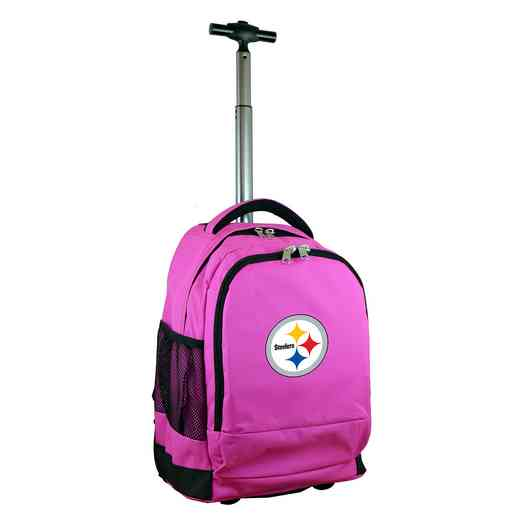 NFPSL780-PK: NFL Pittsburgh Steelers Wheeled Premium Backpack