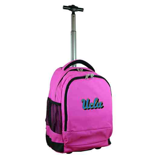 CLCAL780-PK: NCAA UCLA Bruins Wheeled Premium Backpack