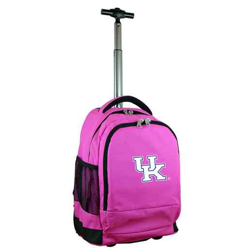 CLKYL780-PK: NCAA Kentucky Wildcats Wheeled Premium Backpack