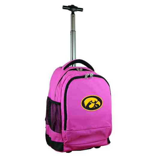 CLIWL780-PK: NCAA Iowa Hawkeyes Wheeled Premium Backpack