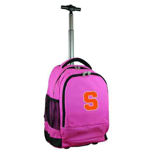 CLSYL780-PK: NCAA Syracuse Orange Wheeled Premium Backpack