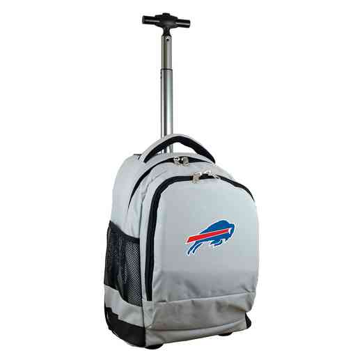 NFBBL780-GY: NFL Buffalo Bills Wheeled Premium Backpack