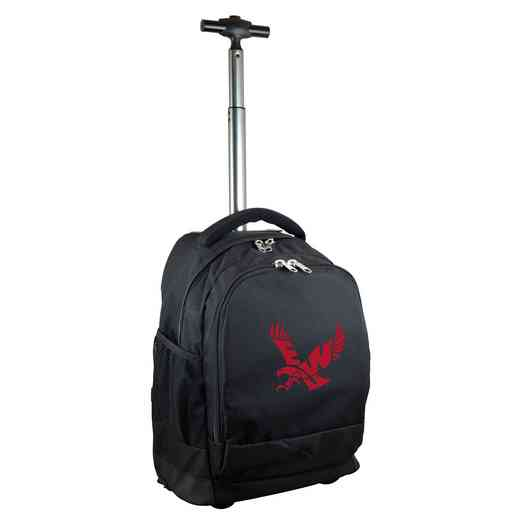 CLEWL780-BK: NCAA Eastern Washington Eagles Wheeled Premium Backpack