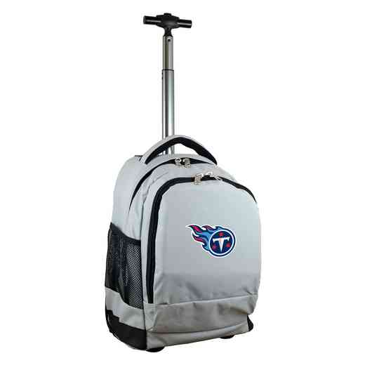 NFTTL780-GY: NFL Tennessee Titans Wheeled Premium Backpack