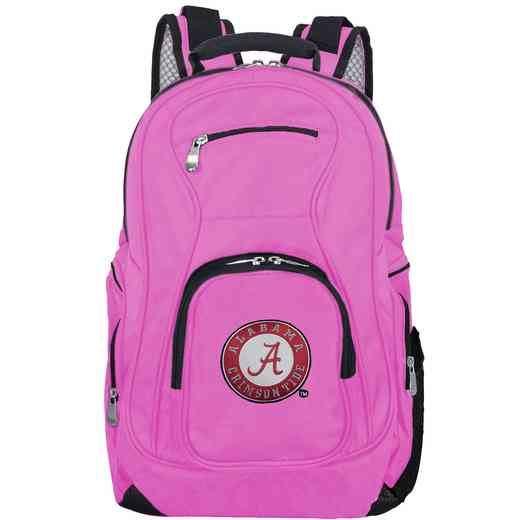 CLALL704-PINK: NCAA Alabama Crimson Tide Backpack Laptop