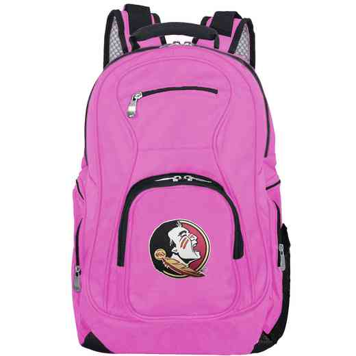 CLFSL704-PINK: NCAA Florida State Seminoles Backpack Laptop