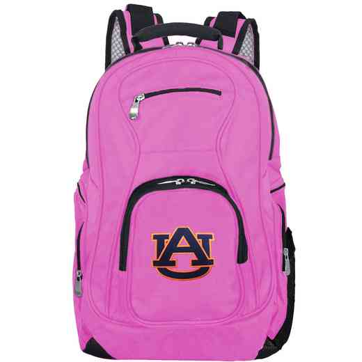 CLAUL704-PINK: NCAA Auburn Tigers Backpack Laptop