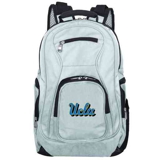 CLCAL704-GRAY: NCAA UCLA Bruins Backpack Laptop