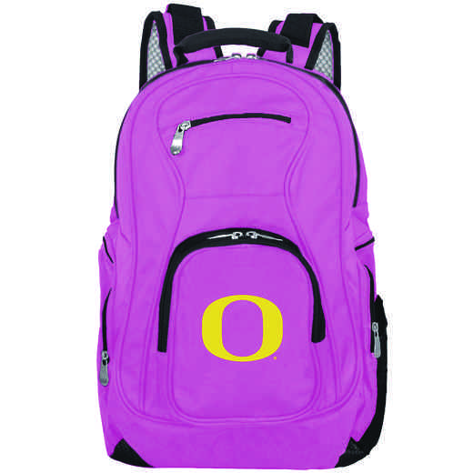 CLODL704-PINK: NCAA Oregon Ducks Backpack Laptop