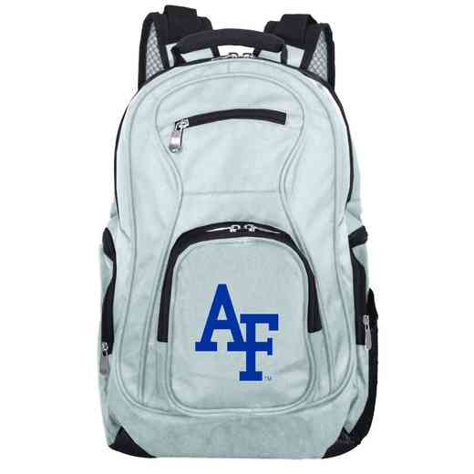 CLAFL704-GRAY: NCAA Air Force Falcons Backpack Laptop