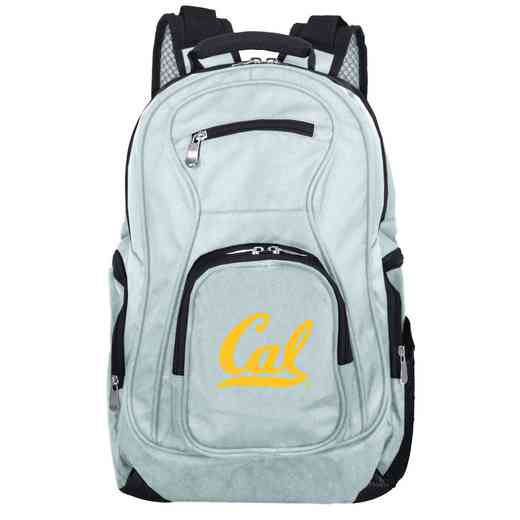 CLCBL704-GRAY: NCAA California Bears Backpack Laptop