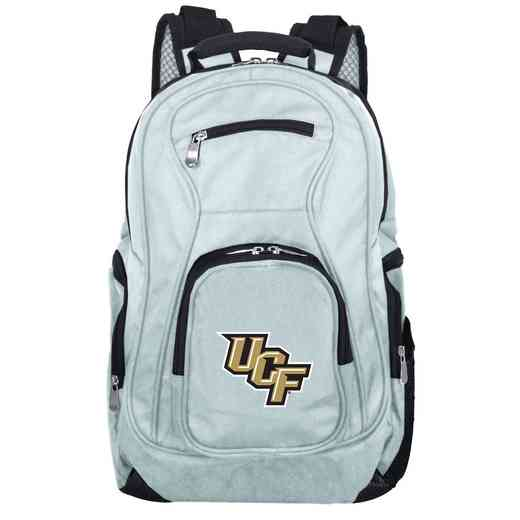 CLCFL704-GRAY: NCAA Central Florida Golden Knights Backpack Laptop