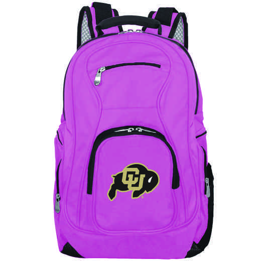 CLCOL704-PINK: NCAA Colorado Buffaloes Backpack Laptop