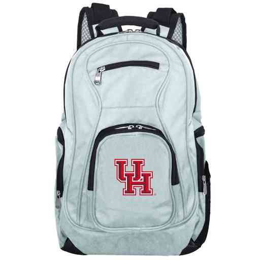 CLHUL704-GRAY: NCAA Houston Cougars Backpack Laptop