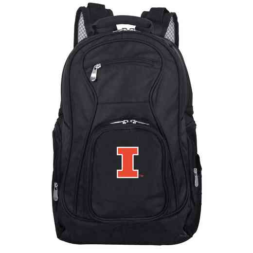 CLILL704: NCAA Illinois Fighting Illini Backpack Laptop