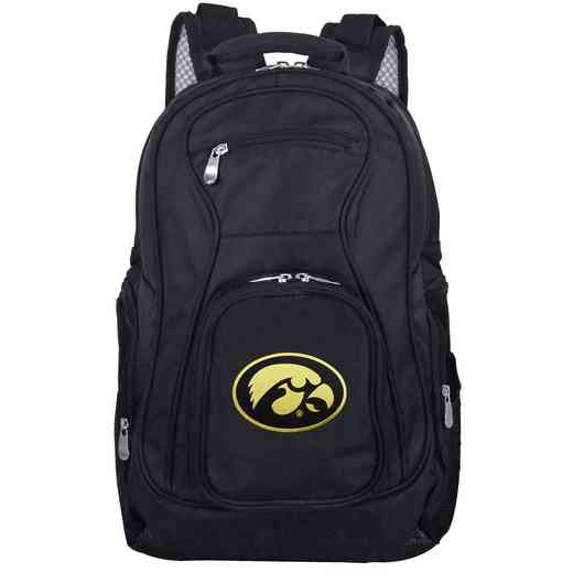 CLIWL704: NCAA Iowa Hawkeyes Backpack Laptop