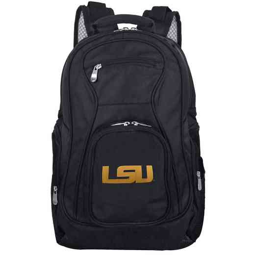 CLLSL704: NCAA Louisiana Tigers Backpack Laptop
