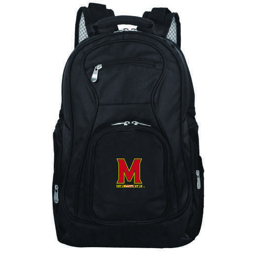 CLMDL704: NCAA Maryland Terrapins Backpack Laptop