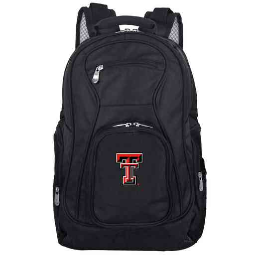 CLTTL704: NCAA Texas Tech Red Raiders Backpack Laptop
