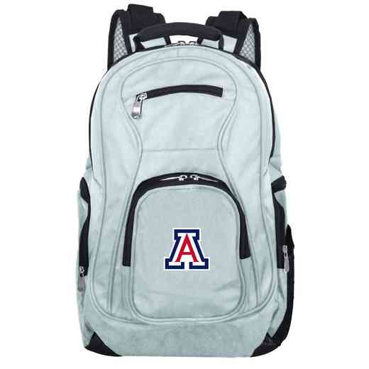 CLUAL704-GRAY: NCAA Arizona Wildcats Backpack Laptop