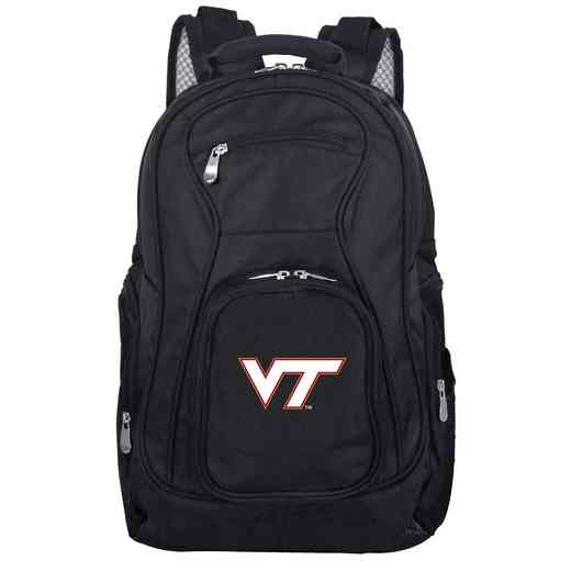 CLVTL704: NCAA Virginia Tech Hokies Backpack Laptop
