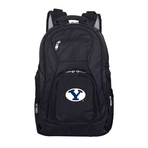 CLBYL704: NCAA Brigham Young Cougars Backpack Laptop
