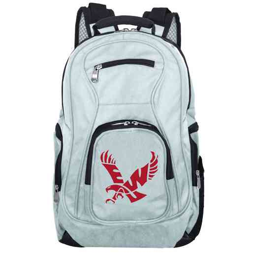 CLEWL704-GRAY: NCAA Eastern Washington Eagles Backpack Laptop